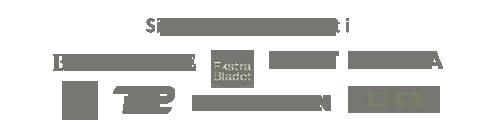 medie logoer